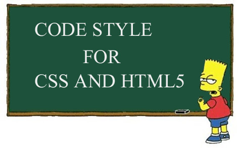 Code Style для CSS и HTML5
