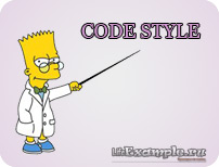 Code style (php, html5, js, css)
