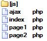 файлы для демонстрации history-api