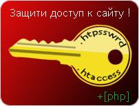htaccess запретить доступ