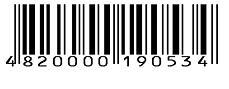 Штриховые коды UPC и EAN